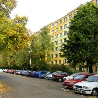 PENB bytového domu Českolipská v Praze